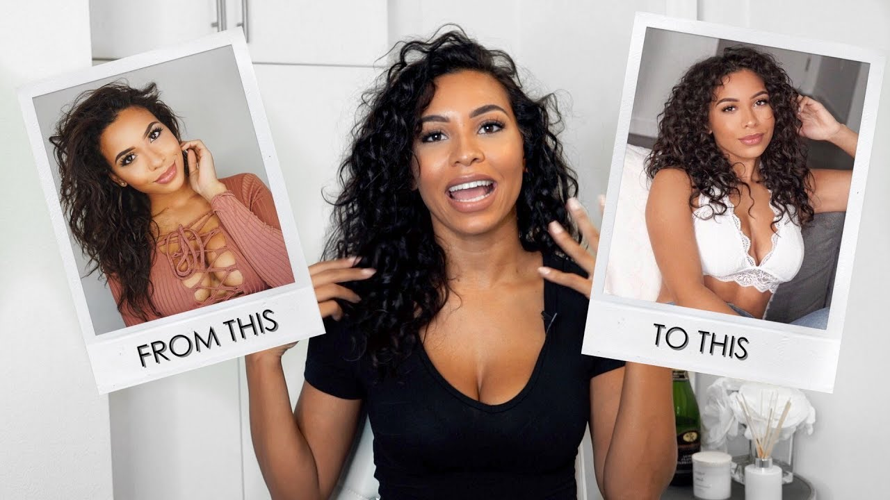 HOW TO GET YOUR CURLS BACK | Q&A