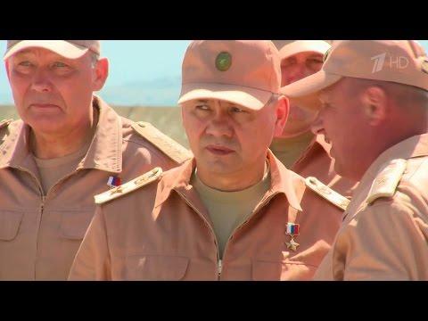 Министр обороны РФ