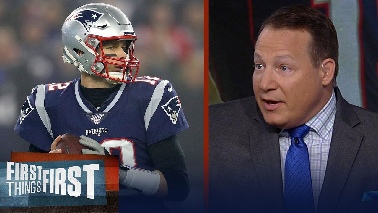 Tom Brady's best opportunity to be successful is in New England — Mangini | NFL | FIRST THINGS FIRST