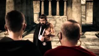 Gambar cover 300 Jews (parody)