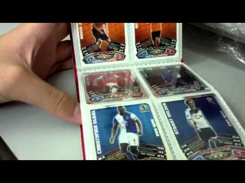match attax 2012 in viet nam