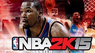 Zagrajmy w NBA2K15 - MyPark 2on2 ft. LukEEE, Sanczo, Maciej (PC / Let
