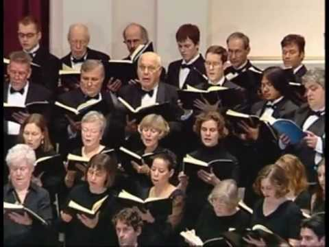 Bach Mass B Minor Kyrie Elmhurst Choral Union