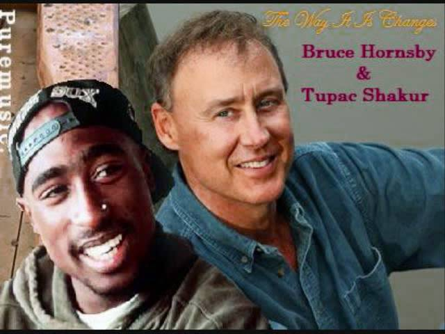"""Bruce Hornsby & Tupac Shakur - """"The Way It Is Changes"""""""