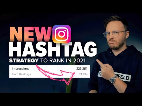 How To Use Instagram Hashtags in 2021 (FULL GUIDE)