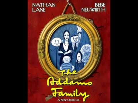 Addams Family - Full Disclosure and Waiting (w/ lyrics)