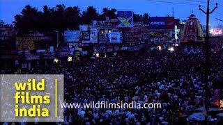 Jagannath Rath Yatra: great chariot festival of Orissa