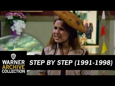 "Step by Step,  Season 5 ""Hello Mr. Chips"" Clip"