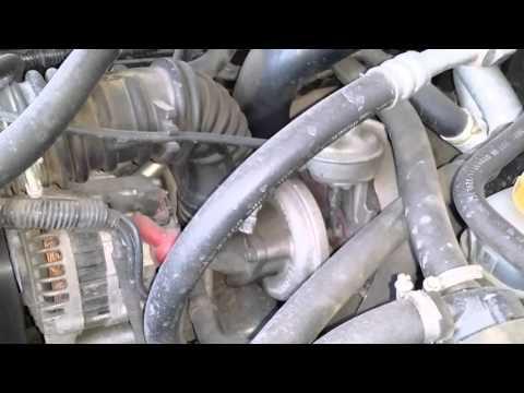 Nissan patrol Y61 работа двигателя zd30 common rail
