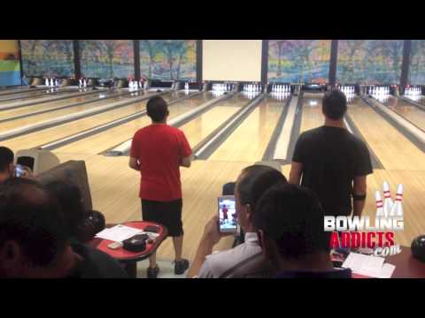 Robert Banaag 300 Game on 3-30-15 at Jewel City Bowl in Glendale, CA