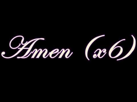Great Amen (Catholic Hymn) -Lyrics-