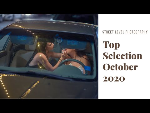 STREET PHOTOGRAPHY: TOP SELECTION - OCTOBER 2020 -