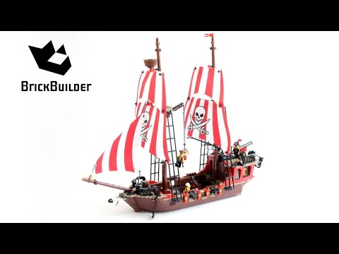Lego Pirates 70413 The Brick Bounty - Lego Speed build