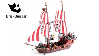 Lego Pirates 70413 The Brick Bounty - Lego Speed Build