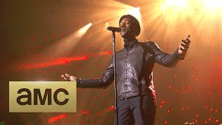 """Aloe Blacc Performs """"Watching the Wheels"""" at theImagine: John Lennon 75th Birthday Concert"""