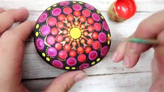 Download How To Paint Dot Mandala Flowers With Patterns And