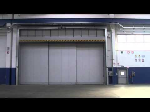 Chiusure industriali - Vari portoni