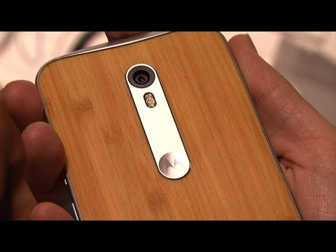 Moto X Style (Pure Edition) takes a leap with bigger, better screen and camera