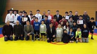 SAMBO / 第1回西日本サンボ選手権大会in日進市