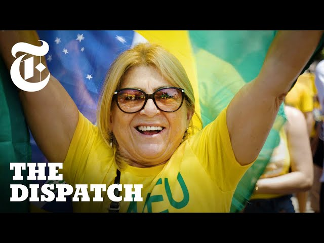 Why Brazilian Women Support Jair Bolsonaro | The Dispatch