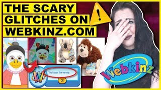 Gambar cover BEWARE Of The Webkinz Website