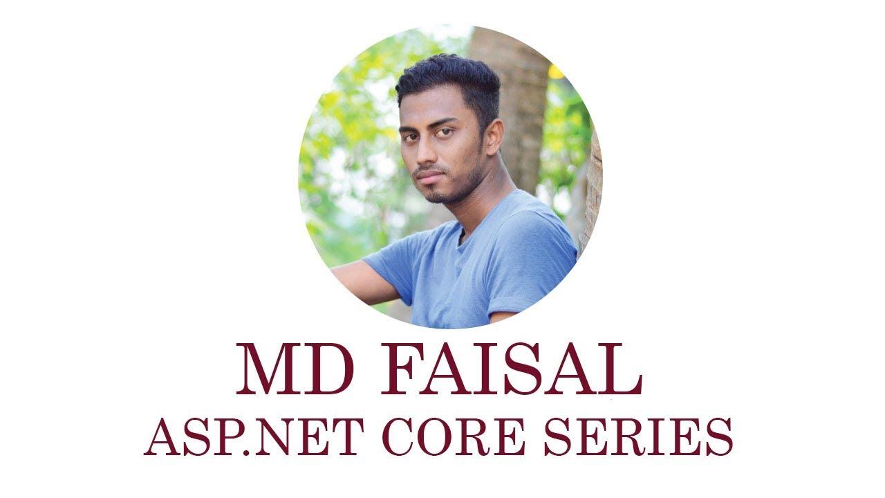 Asp.Net Core MVC Bangla Tutorial -08 (Beginners To Expert Level)