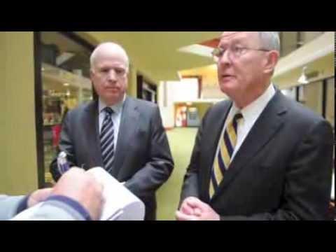 Senator Lamar Alexander on wanting to undo Obamacare, the upcoming election