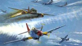Aviation Art - WW II U.S. Army Air Corps