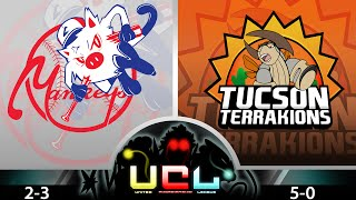Pokemon Wifi Battle UCL - ShadyPenguinn