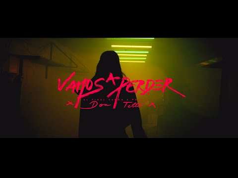 DON TETTO – VAMOS A PERDER