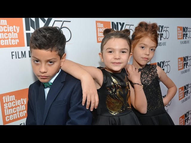 'The Florida Project' Red Carpet Interviews | NYFF55