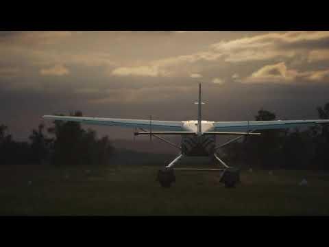 The Cessna Caravan: One Aircraft. Every Environment.