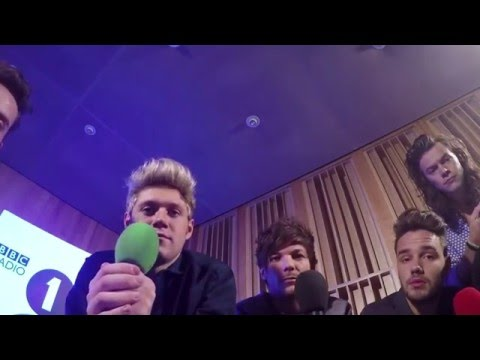 One Direction Interview with Grimmy