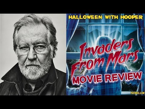 INVADERS FROM MARS (1986) - Movie Review