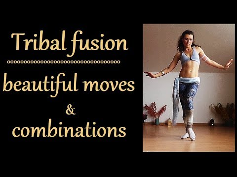sexy belly dancing abs workout (magical - golden fall infused)