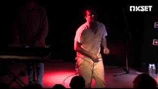 Future Islands - concert at KSET, Zagreb
