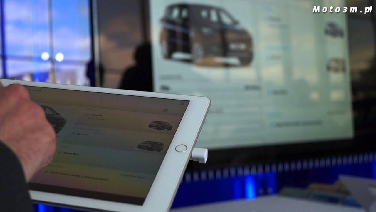 Multimedialny Salon Ford Vignale W Euro Car Gdynia Youtube