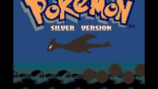 Pokemon Silver - Pokemon Silver intro theme (GBC) - Vizzed.com GamePlay - User video