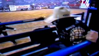 604 No Can Do 2001 PBR Finals round 3