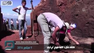 مصر العربية | اكتشاف تمثال لـ