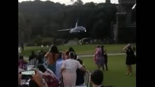 Вертолет с невестой рухнул на свадьбе в Бразилии