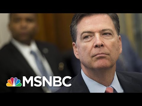 Philip Rucker: 'James Comey Painted A Scathing Portrait Of The President' | Velshi & Ruhle | MSNBC