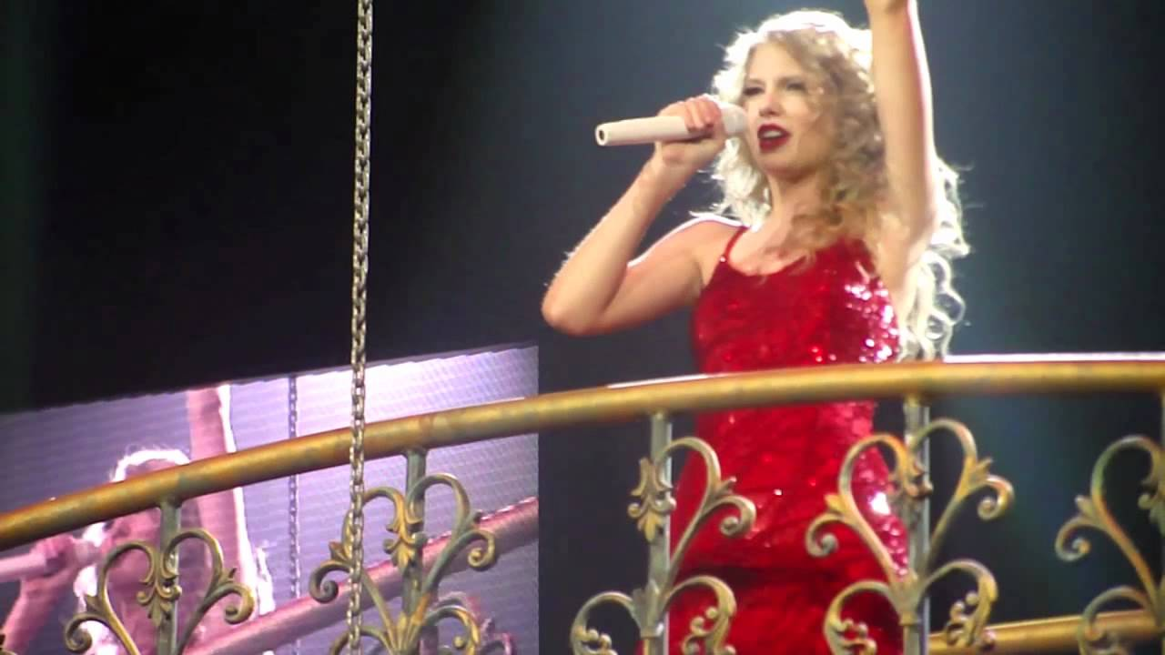 Taylor Swift Better Than Revenge Hartford Ct Pit Hd Youtube