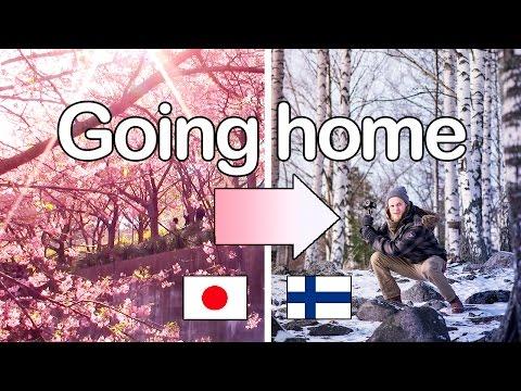 Exchange in Japan 20. - Final Week and Return