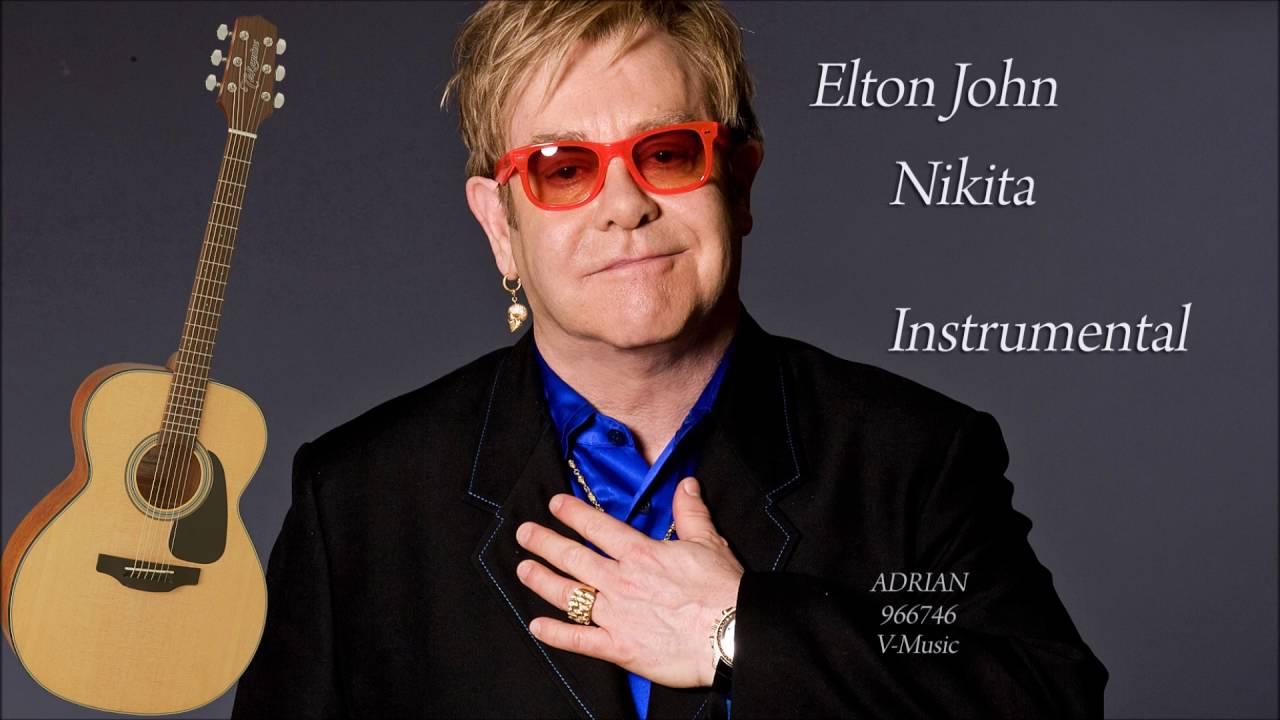 musicas do elton john nikita