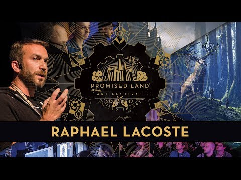 Promised Land Art Festival 2017 | Environment Design and Art Direction in Open Worlds