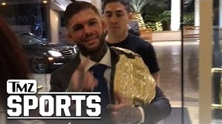 CODY GARBRANDT says UFC Title Fight -- BEST TIME OF MY LIFE | TMZ Sports