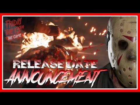 Release Date Announcement! | New Engine Upgrade Patch | Friday the 13th: The Game