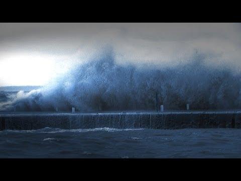 Hurricane Sandy impacts Lake Erie Islands