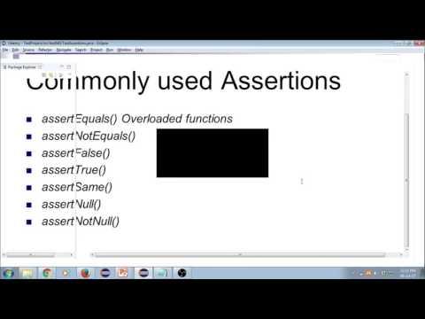TestNG Tutorial   Assertions, Soft Assert & Hard Assert
